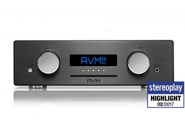 AVM OVATION CS 6.2 CS 8.2 All in One System 675x500 1