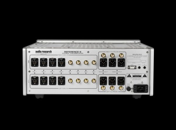 Audio Research Reference 6 Stereo Preamplifier 675x 500 2