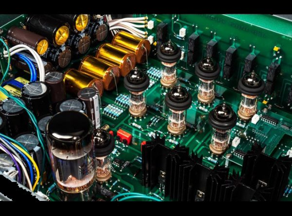 Audio Research Reference 6 Stereo Preamplifier 675x 500 6