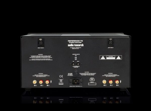 Audio Research Reference 75 SE Power Amplifier 675x500 4