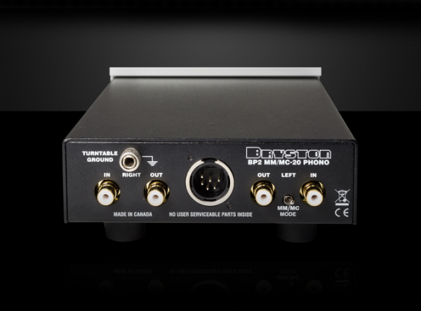 Bryston BP 2 Phono Preamplifier 675x500 4