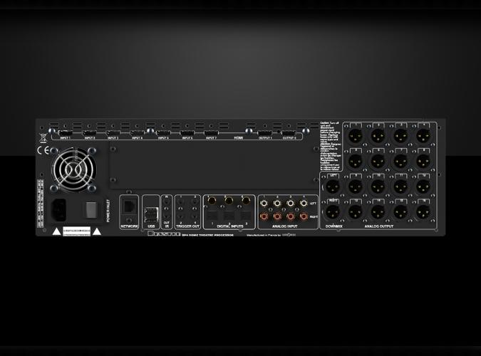 Verbazingwekkend Bryston SP4 Surround Processor / Preamplifier - Hifi Lounge TA-53