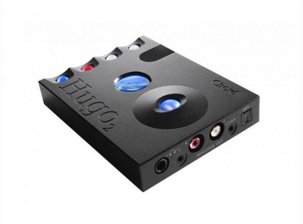 Chord Electronics Hugo 2 Mobile DAC Headphone Amplifier 1