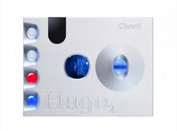 Chord Electronics Hugo 2 Mobile DAC Headphone Amplifier 4