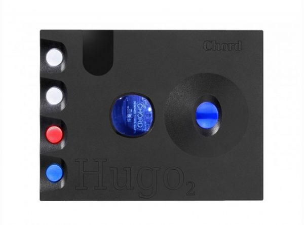 Chord Electronics Hugo 2 Mobile DAC Headphone Amplifier 5
