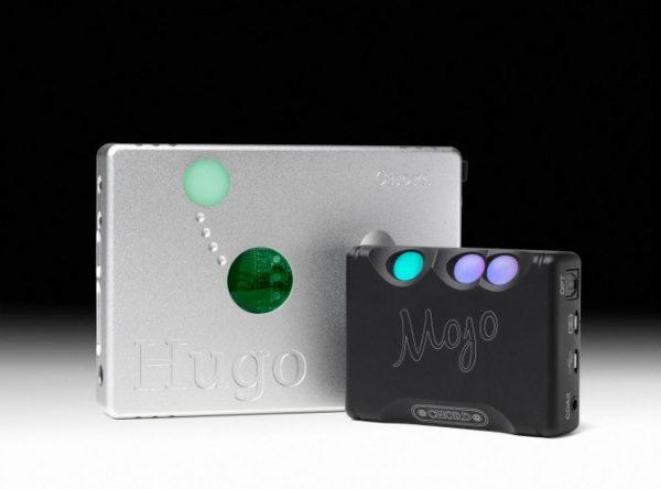Chord Electronics Mojo Mobile DAC Headphone Amplifier 14