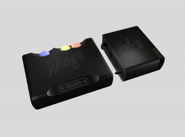 Chord Electronics Poly Wireless Streaming Module 1