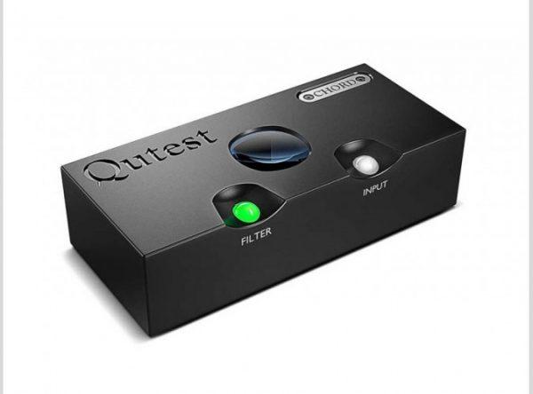 Chord Electronics Qutest DAC 4