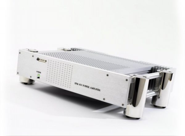 Chord Electronics SPM 650 Stereo Power Amplifier 2