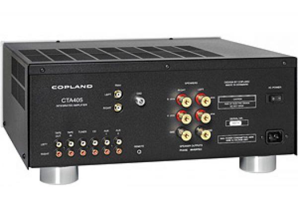 Copland CTA 405 A Integrated Amplifier 2