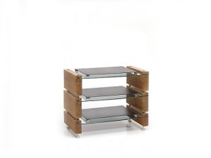 Custom Design Milan Compact 3 Acoustic Hifi Rack