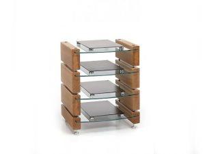 Custom Design Milan Compact 4 Acoustic Hifi Rack