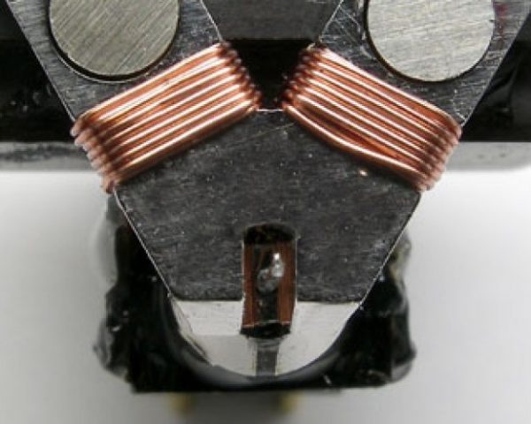 Dynavector DRT XV 1s Mono Moving Coil Cartridge 10
