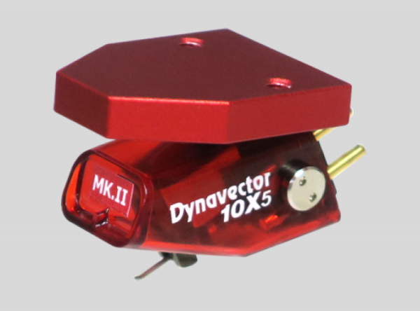 Dynavector DV 10X5 MKII High Output Moving Coil Cartridge