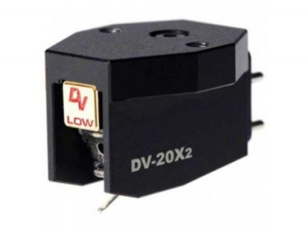 Dynavector DV 20X2 High Low Output Moving Coil Cartridge 8