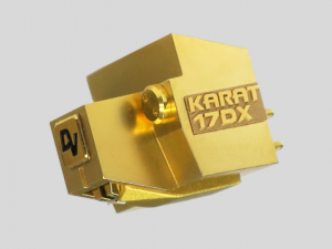 Dynavector DV Karat 17DX Moving Coil Cartridge