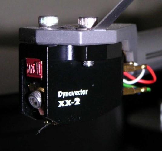 Dynavector DV XX2 MKII Moving Coil Cartridge 7