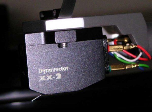Dynavector DV XX2 MKII Moving Coil Cartridge 8