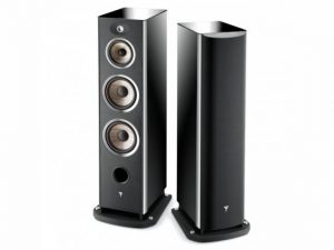 Focal Aria 948 3 way floorstanding loudspeaker 2