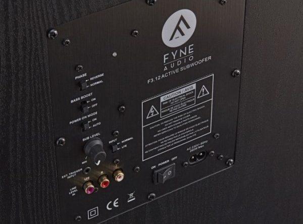 Fyne Audio F3 12 Subwoofer 1
