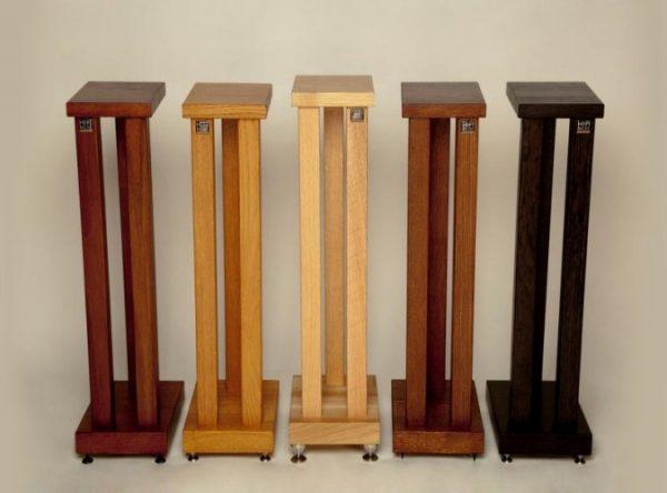 HiFi Racks Podium Slimline Speaker Stands 3