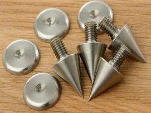 HiFi Racks Stainless Steel Spikes