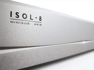 ISOL 8 MiniSub Wave MiniSub Axis 1