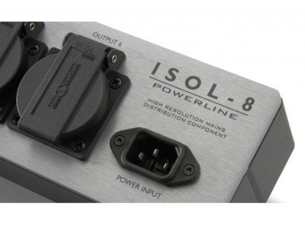 ISOL 8 PowerLine Mains Conditioner 3