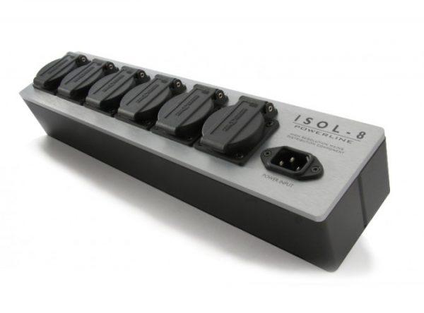 ISOL 8 PowerLine Mains Conditioner 4