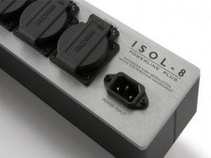 ISOL 8 PowerLine Mains Conditioner 5