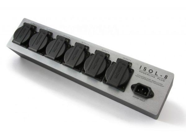 ISOL 8 PowerLine Mains Conditioner 6