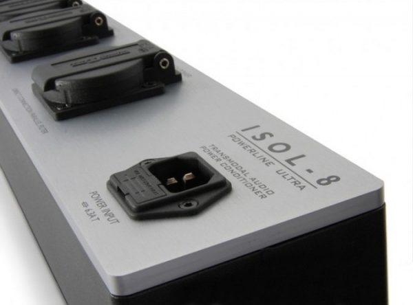 ISOL 8 PowerLine Mains Conditioner 9