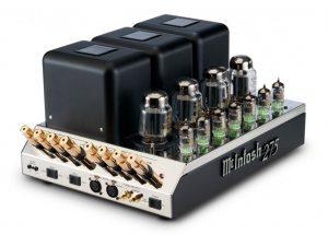 McIntosh MC275 2 Channel Vacuum Tube Amplifier 1