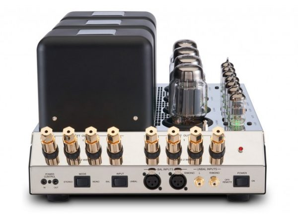 McIntosh MC275 2 Channel Vacuum Tube Amplifier 3