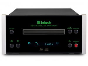 McIntosh MCT80 2 Channel SACD CD Transport 2