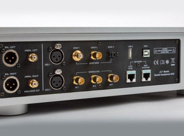 dCS Bartók DAC with Headphone Amplifier 11