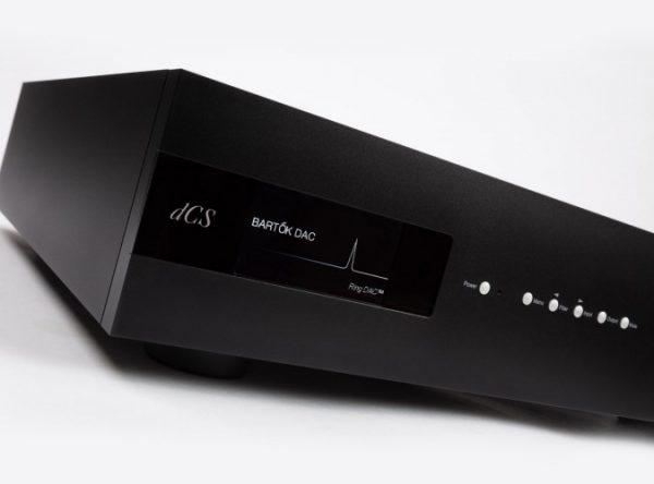 dCS Bartók DAC with Headphone Amplifier 4