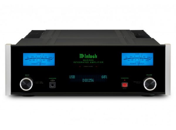 McIntosh MA5300 2 Channel Integrated Amplifier 4