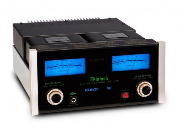 McIntosh MHA150 Dedicated Headphone Amplifier 1