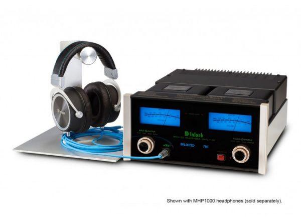 McIntosh MHA150 Dedicated Headphone Amplifier 2