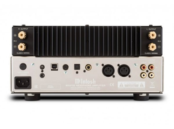 McIntosh MHA150 Dedicated Headphone Amplifier 3
