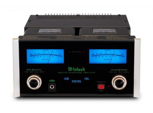McIntosh MHA150 Dedicated Headphone Amplifier 4