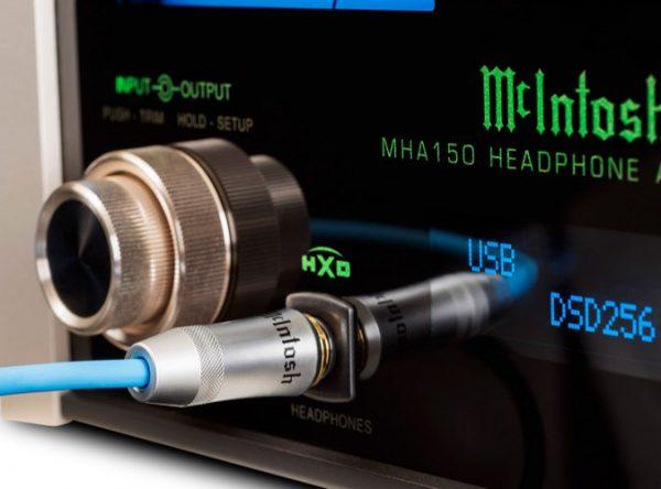 McIntosh MHA150 Dedicated Headphone Amplifier 5