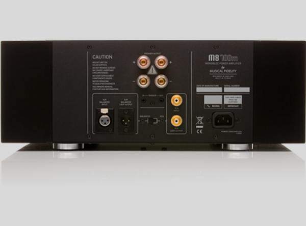 Musical Fidelity M8 700m Power Amplifier 1