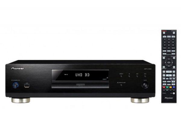 Pioneer UDP LX500 4K Blu Ray Player 3