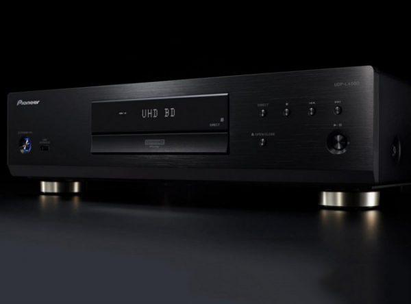 Pioneer UDP LX500 4K Blu Ray Player 5