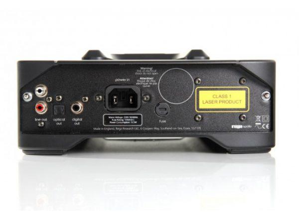 Rega Apollo CD Player 1
