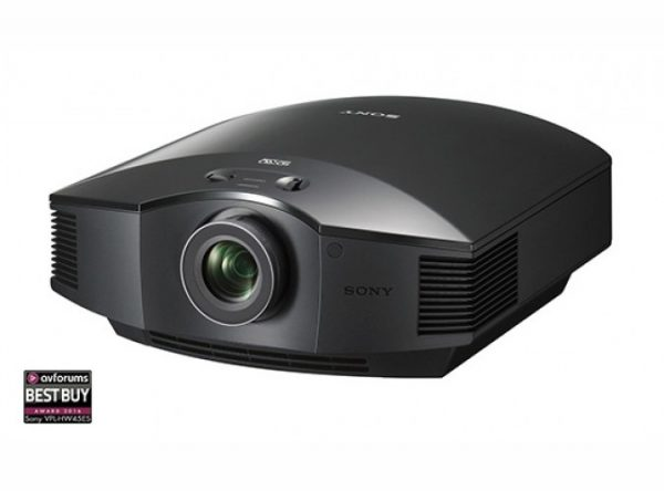 Sony VPL HW45ES 1080P Home Cinema Projector 3