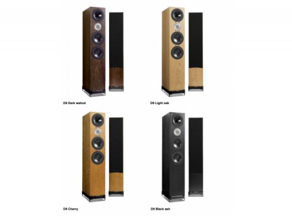 Spendor D9 Speakers 1