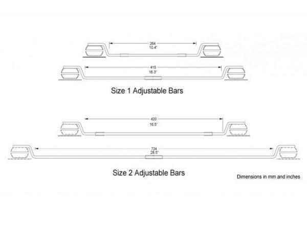 Townshend Seismic Isolation Bars 6